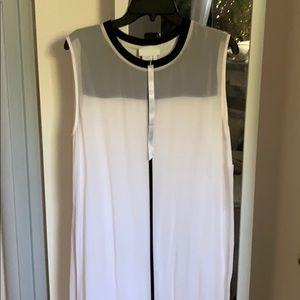 Beautiful long classy DKNY dress